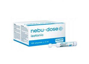 Nebu Dose - apteka , sklep, cena - roztwór do inhalacji